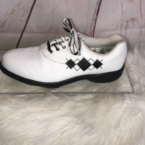 FootJoy Extra Comfort Spiked Golf Shoes Size 8
